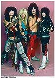 Mötley Crüe Poster BANDPORTRAIT Theatre of Pain 1984