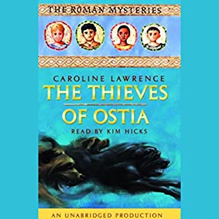 Couverture de The Thieves of Ostia