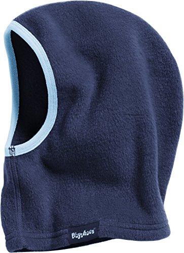 Playshoes Fleece-Schlupfmütze Pasamontañas, Azul (Marine 11), Talla única para Niños