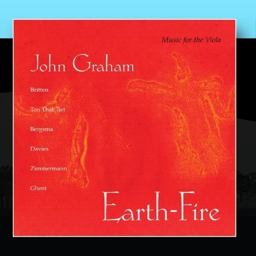 Earth-Fire by John Graham (2011-01-26)