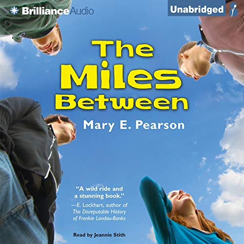 The Miles Between  By  cover art
