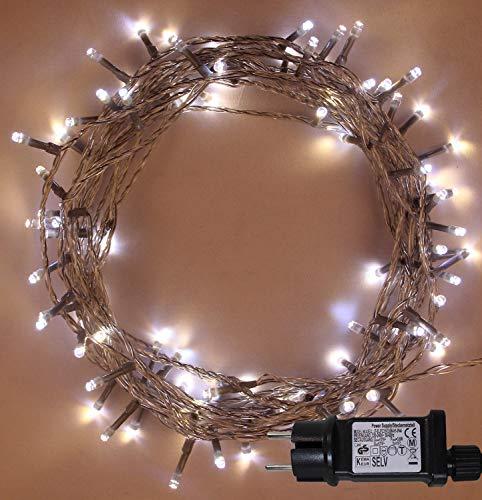 2 in 1 luci dell'albero di Natale