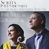 Soirees Internationales by BOULANGER / GUARNERI / VILLA-LOB (2008-11-25)