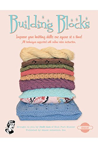 Building Blocks Knitting Book