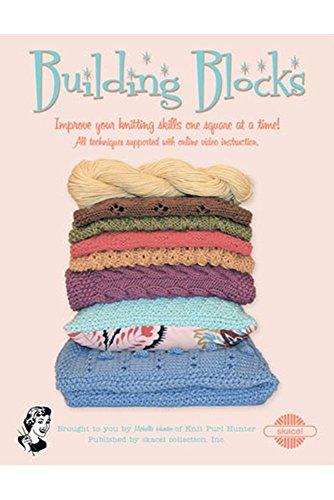Building Blocks Knitting Book
