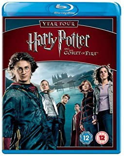 Harry Potter and the Goblet of Fire [Blu-ray] [2005] [Region Free] (B00288A1PG) | Amazon price tracker / tracking, Amazon price history charts, Amazon price watches, Amazon price drop alerts
