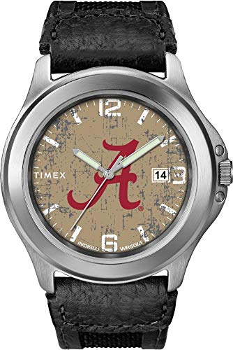 Timex Men's Alabama Crimson Tide Bama Watch Old School Vintage Watch