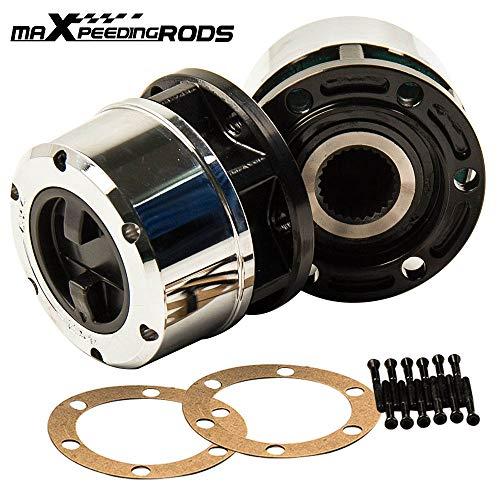 maXpeedingrods 26 Tooth Manual Locking Hub Pair Set Of 2 pour Sportage 4Wd/4X4 95-02