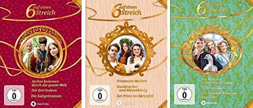 Sechs auf einen Streich - Märchenbox, Vols. 12-14 (9 DVDs)