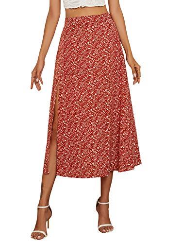 Falda Roja  marca SweatyRocks