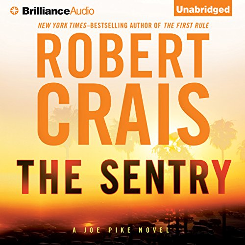 The Sentry audiobook cover art