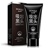 BIOAQUA Blackhead Remover Black Spots Mask Nose Pilaten Acne Purifying Peel Off Charcoal Deeply Cleanses Pores Skin