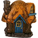 Fairy house incense burner by lisa parker by Elements