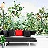 Wallpaper 3D Poster Riesen 3D Fototapete Tropischer