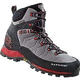 GARMONT Toubkal 2.1 GTX 2021 - Zapatillas para hombre, color gris oscuro y rojo, color, talla 47 EU