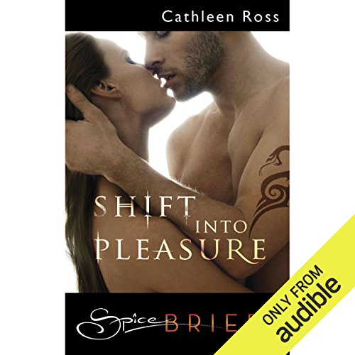 Shift into Pleasure audiobook cover art