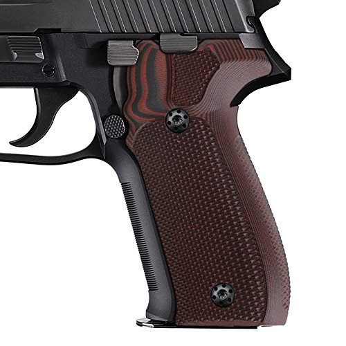 Cool Hand Grips Compatible with Sig Sauer P226,Cherry G10