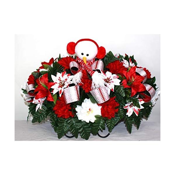 Artificial Memorial Flowers Silk Flower Arrangements