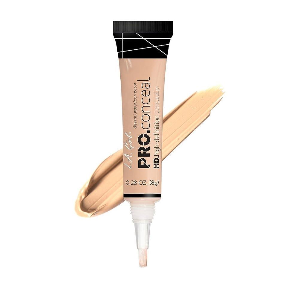 れる有効息を切らしてLA GIRL Pro Conceal - Creamy Beige (並行輸入品)