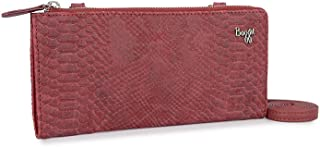 Baggit Women's Wallet (Oxblood)