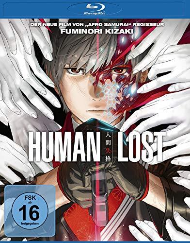 Human Lost [Blu-ray]
