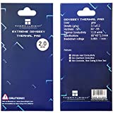 Thermalright Odyssey Thermal Pad 12.8 W/mK, 85x45x2mm, Heat Resistance, High-Temperature Resistance, Non-Conductive, Silicone Thermal Pads for Laptop Heatsink/GPU/CPU/LED/Gelid/PS4(85x45x2mm)