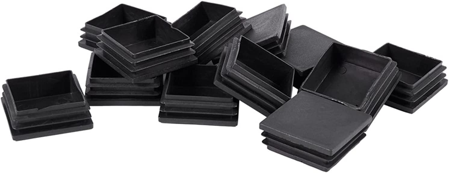 ANYUFEI Nut Insert 50mm X 2021 spring and summer new Plastic Plugs Ca Square Blind We OFFer at cheap prices End