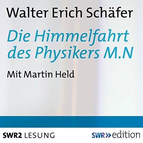 Die Himmelfahrt des Physikers M.N. Titelbild