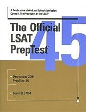 The Official LSAT PrepTest 45