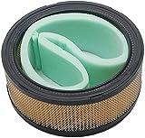 okuya Passt perfekt Reemplace el limpiador del filtro de aire para Kohler 47 883 03 John Deere M47494 para CV17-CV23, CV724-CV740, CH18-25 y CH730-740 Cortacésped (ID: 5-9 / 16 ', OD: 7', H: 2-1/ 2 ')
