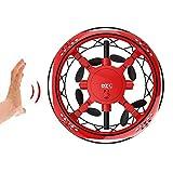 Mettime Mini UFO Drone para Niños Recargable Mini Movimiento Control Mano Drone Flying Toys con Led Light Beginner RC Helicóptero Regalos para Niños Adultos