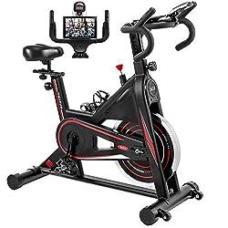 Image of Exercise Bike, DMASUN...: Bestviewsreviews