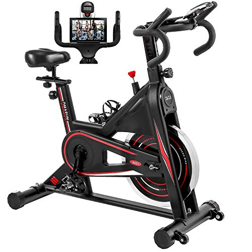 Exercise Bike, DMASUN Indoor Cycling Bike...