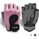 SAVIOR HEAT Workout Gym Gloves, Full Finger...