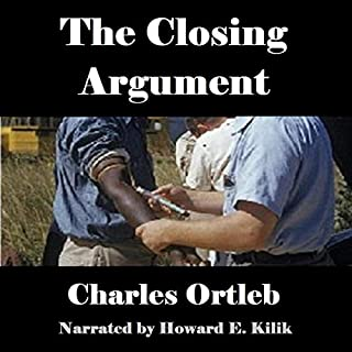 The Closing Argument audiobook cover art