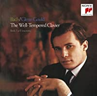 Bach: Well Tempered Clavier Book I & II Excerpts by Glenn Gould (2008-11-19)