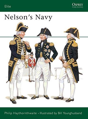 Nelson's Navy (Elite, Band 48)