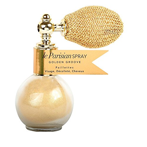 Arcancil Parisian Spray 100 Golden Groove Paillette or Vegan
