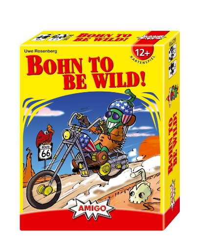 AMIGO 02770 - Bohn to be wild!