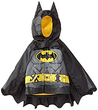 Western Chief Kids D.C Comics Character lined Rain Jacket Batman Everlasting 3T