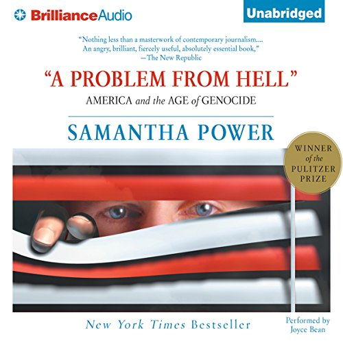 A Problem From Hell audiobook cover art