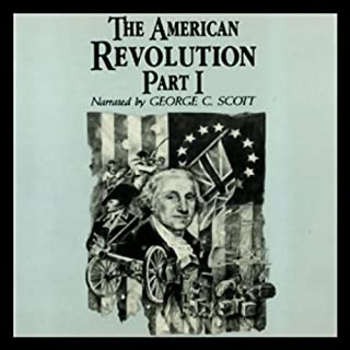 The American Revolution, Part 1 cover art