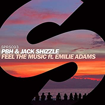 Feel The Music (feat. Emilie Adams) -Single
