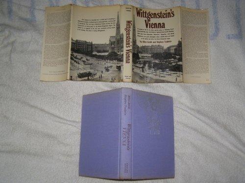 Wittgenstein's Vienna by Allan Janik, Stephen Edelson Toulmin (1973) Hardcover