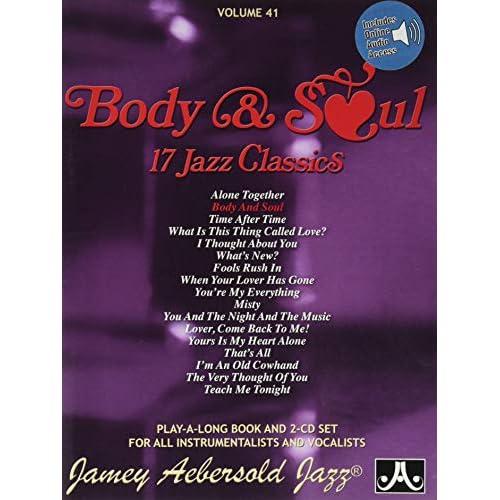 Body & Soul(17 Jazz Classics-Con 2Cd Allegati Vol.41)