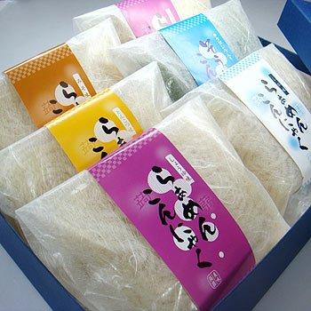 ギフト箱入こんにゃくラーメン6食セット【ダイエット】【プレゼント】【麺】【お中元】