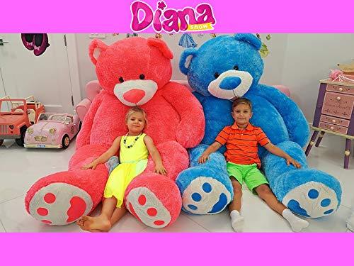 Diana's Giant Teddy Bears!