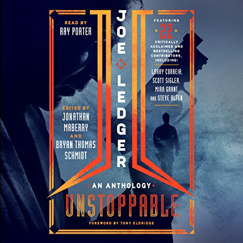 Joe Ledger audiobook cover art