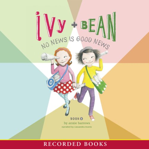 Ivy & Bean audiobook cover art