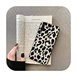 who-care Sexy Girl Leopard Print Phone Case For Samsung